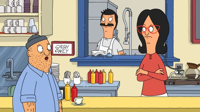 Linda on the day she met Bob Linda Belcher as she appeared in the Archer episode Fugues and Riffs