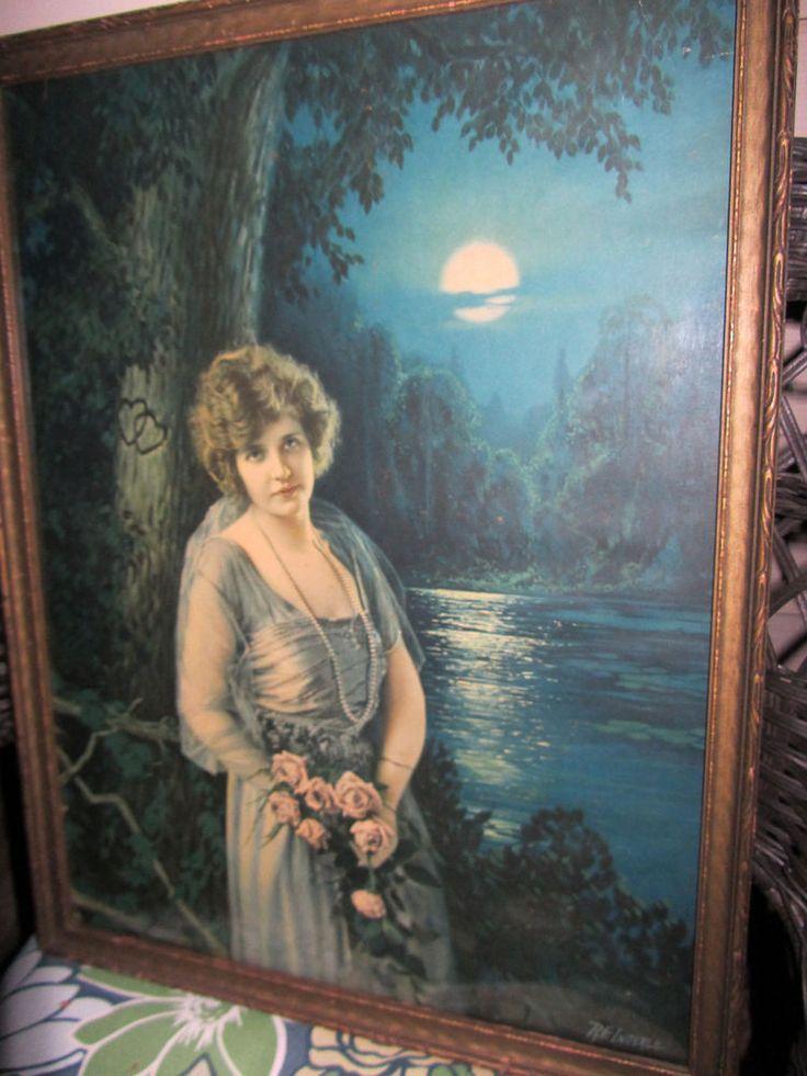 Vintage Paintings Of Women 17 Best images ...