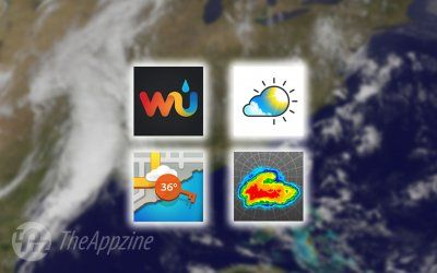 5 Best Weather Forecast Apps for iOS