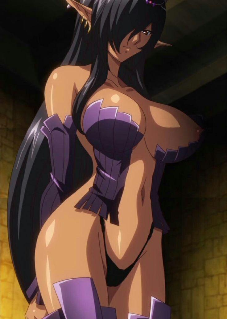 Anyone darkelf hentai