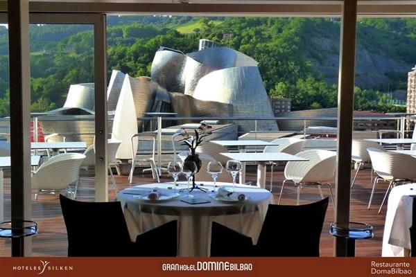 Hoteles con encanto en Bilbao. Silken Gran Domine Bilbao. - http://hotelesconencanto.org.es/property/hoteles-con-encanto-en-bilbao-silken-gran-domine-bilbao/