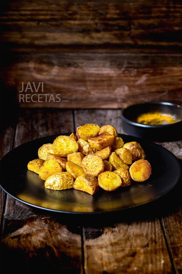 Patatas Al Horno Receta Fácil Javi Recetas