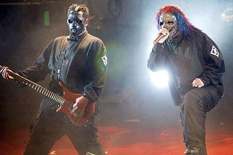 Slipknot - Paul and Corey