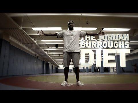 The Jordan Burroughs Diet - YouTube