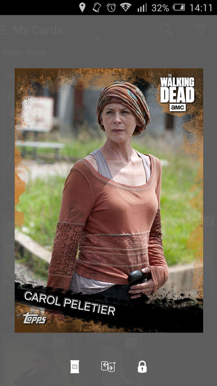 super Orange Carol Peletier season 3 2016 orange