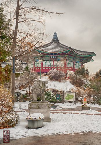 Children's park Korea