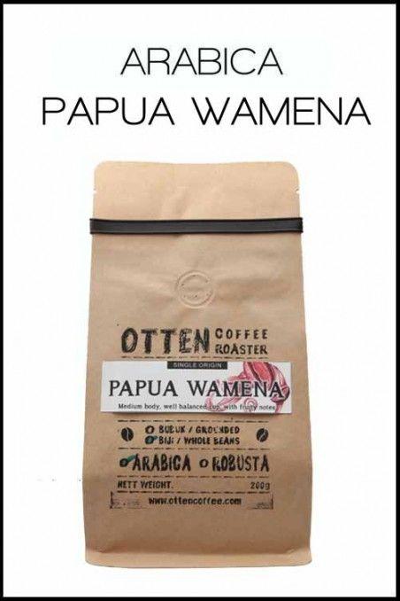 KOPI ARABICA PAPUA WAMENA | OttenCoffee - Mesin Kopi , Coffee Grinder , Barista Tools , Kopi Indonesia