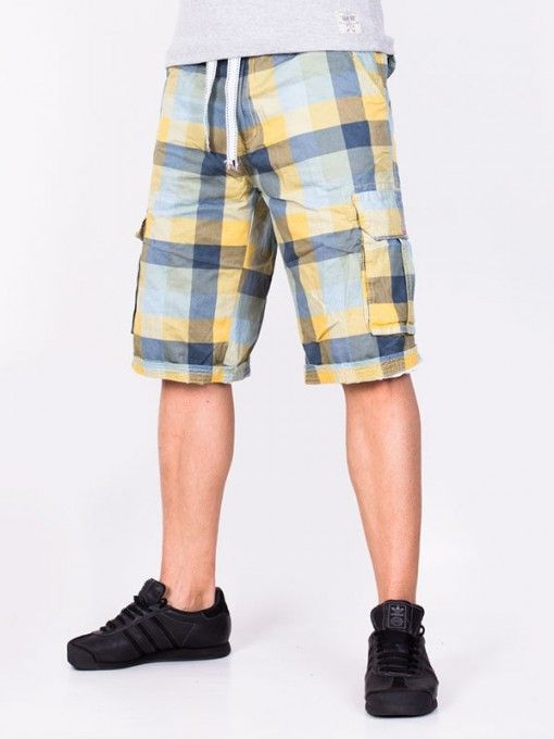 Pantaloni scurti barbati Fashion Coll carouri
