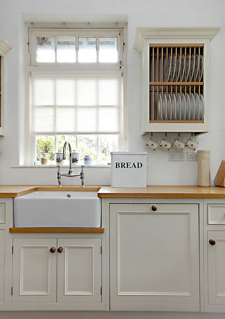 fancy kitchen are nice, but this is simply lovely.