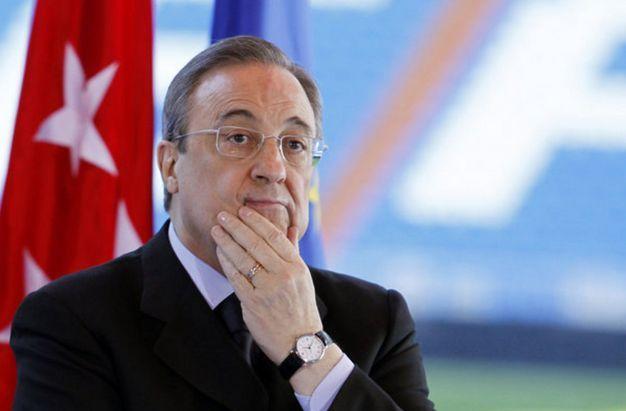 Los fichajes del Real Madrid los hace… ¿ACS