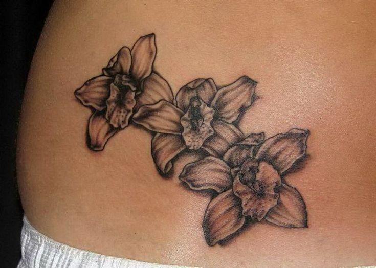 die besten 17 ideen zu tattoo orchidee auf pinterest. Black Bedroom Furniture Sets. Home Design Ideas
