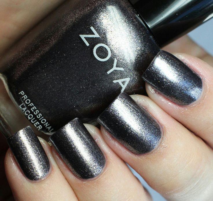 Zoya Troy - #MondayMotivation Go #organic this #Fall - Try 12 shades of #Zoya #nailcolor of the season #autumn #fall2016 #nailart #manicure #pedicure #Folsom #nailsalon #organicsalon #Sacramento #EldoradoHills #Carmicheal #California #salon #nailspa #salonandspa #color #zoyanailpolish #zoyafall @zoyanailpolish # nail #glam #beauty #fashion #style #gorgeous #metallic #metallicnails