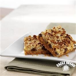 Magic Cookie Bars from Eagle Brand�