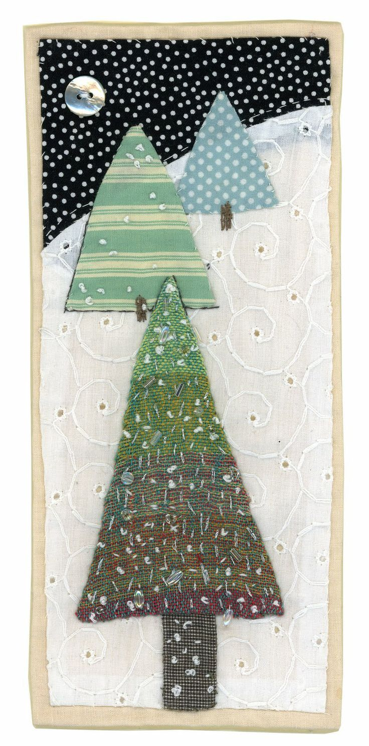 3 trees by Sharon Blackman