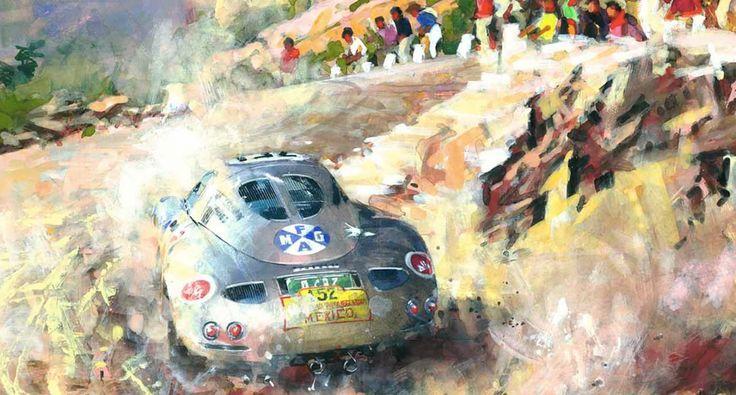 Carrera Panamericana 1953