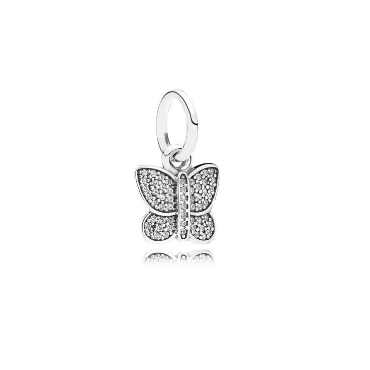 1000 ideas about pandora butterfly charm on