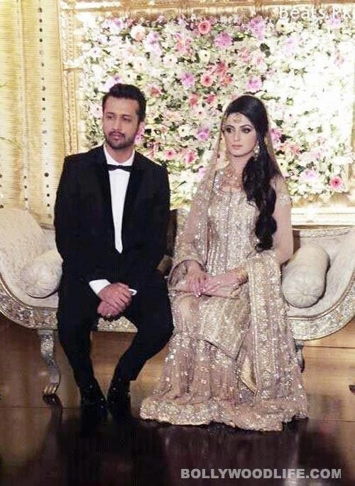 Post Wedding  Daavat-e-Walima (Reception ) of popular Singer Atif Aslam and long…