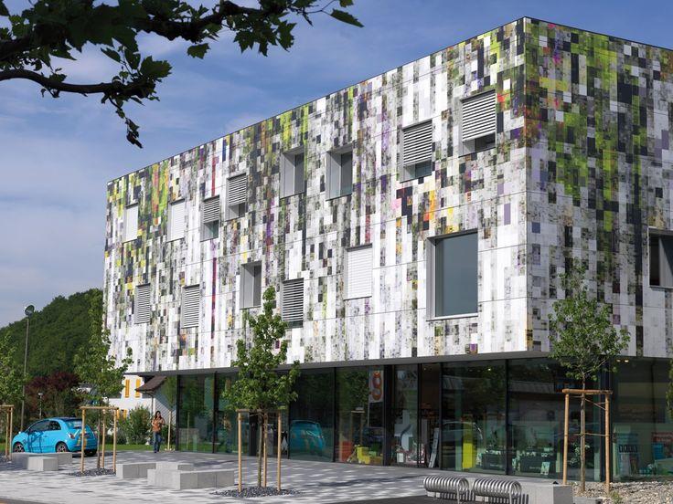 18 best Trespa® en HPL platen images on Pinterest Architecture - calcul surface facade maison