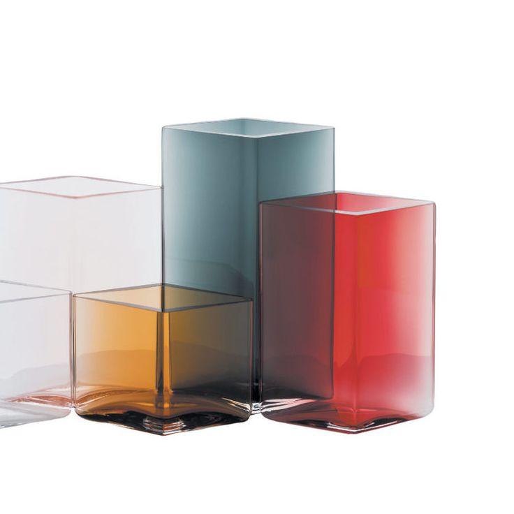 Ruutu Vases by Erwan and Ronan Bouroullec