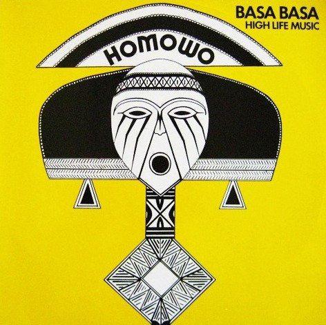 Basa Basa – Homowo Peach River Records, 1983 [RE]