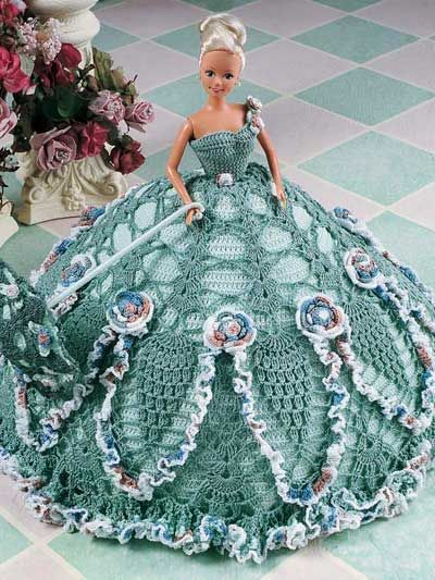 Free Fashion Doll Crochet Patterns | ... in making some barbie doll or 11 1 2 fashion doll items for hersuch as