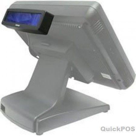 Rear 2x20 VFD Display to suit Nexa PPD-1500/1700 Touch Monitors #POSSystem #POSHardware #POSMonitors http://bit.ly/1OJ5PcT
