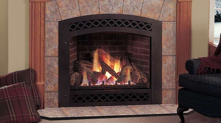 Living: Direct Vent Inside Ventless Natural Gas Fireplace Insert Ideas from The most Modern Ventless Natural Gas Fireplace Insert Property Ideas
