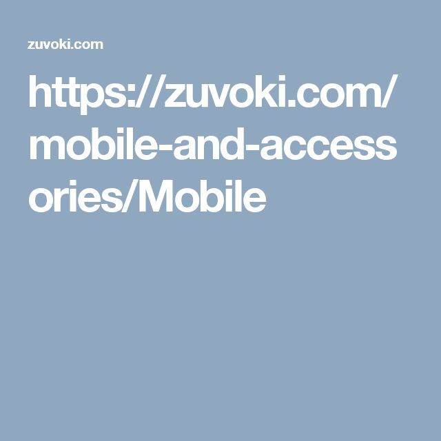 https://zuvoki.com/mobile-and-accessories/Mobile