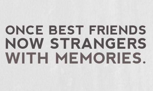 No Longer Friends Quotes