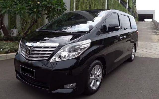 Sewa Rental Mobil Lepas kunci: 4 Sewa Mobil Alphard Jakarta