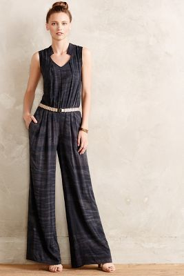 Anthropologie Reflecting Pool Jumpsuit #anthrofave