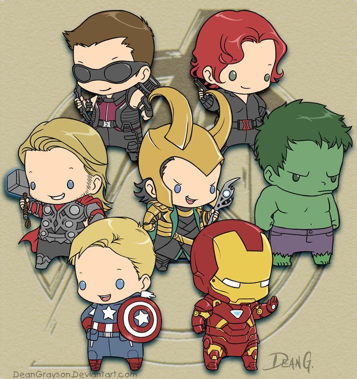 Its like pocket princesses!! Pocket avengers!!:D