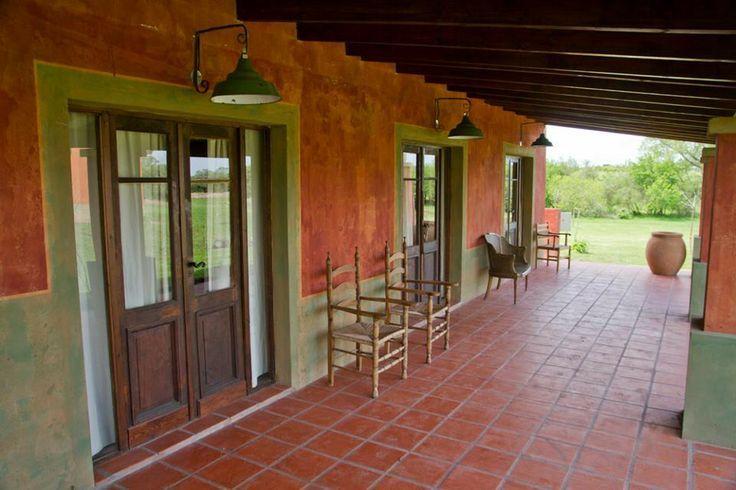 """Estancia de campo """"Tierra Chaná"""" http://www.tierrachana.com/:"""