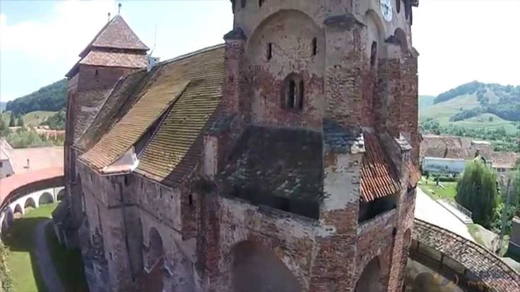 Biserica fortificata - Valea Viilor