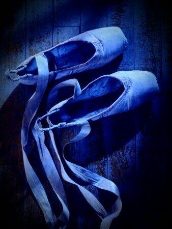 Shocking Blue Ballet Shoes