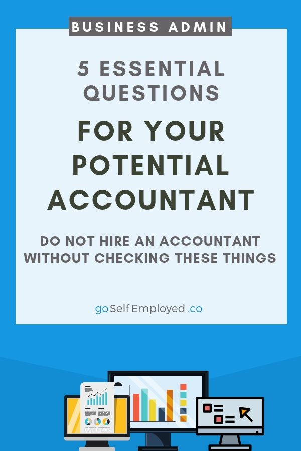 5 Questions To Ask Before You Hire An Accountant Small Business