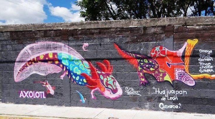 Arte Urbano deslumbra la Mixteca | Arte y Cultura | El Imparcial