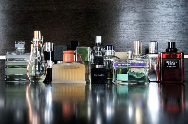 Kolekcja perfum prawnika - Nebelwerfer