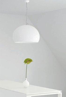 Via Stereo Design | White | FL/Y Kartell Lamp