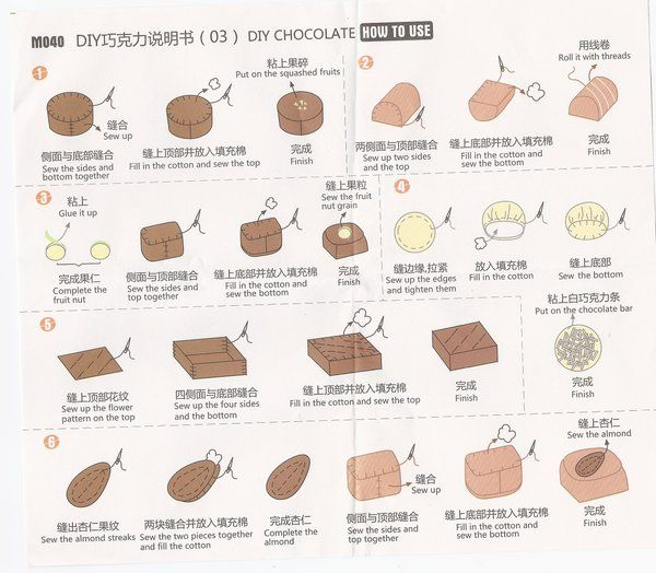 Box of Chocolates Instructions by carmietee on deviantART