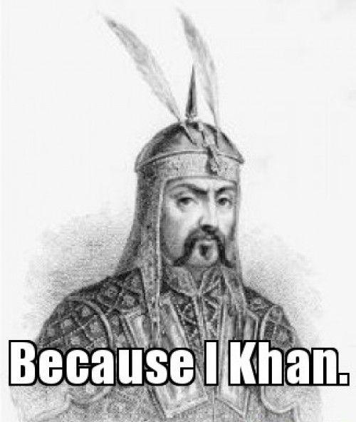 Beause I Khan