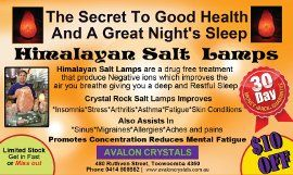 $10 off at Avalon Crystals