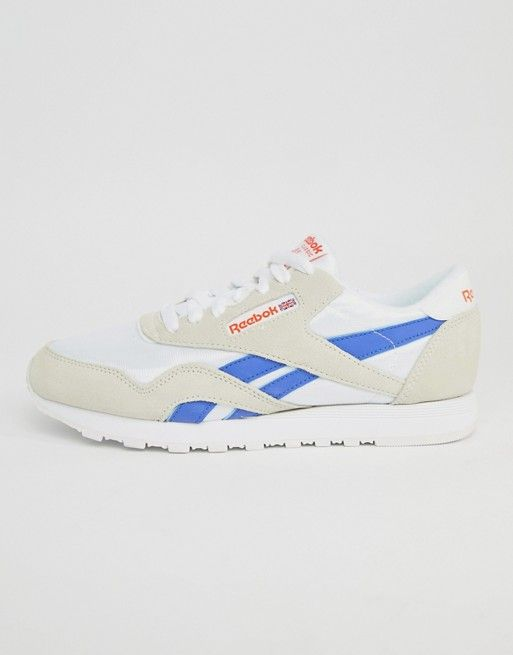 74b4fa31d16f Reebok  Leisure Pack  Classic Nylon Sneakers Exclusive To