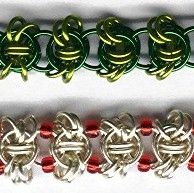 Jump Ring Lady - good tutorials  http://www.gossamerwingsdesigns.com/Jump-Rings-Chain-Maille.htm love it! must try! #ecrafty