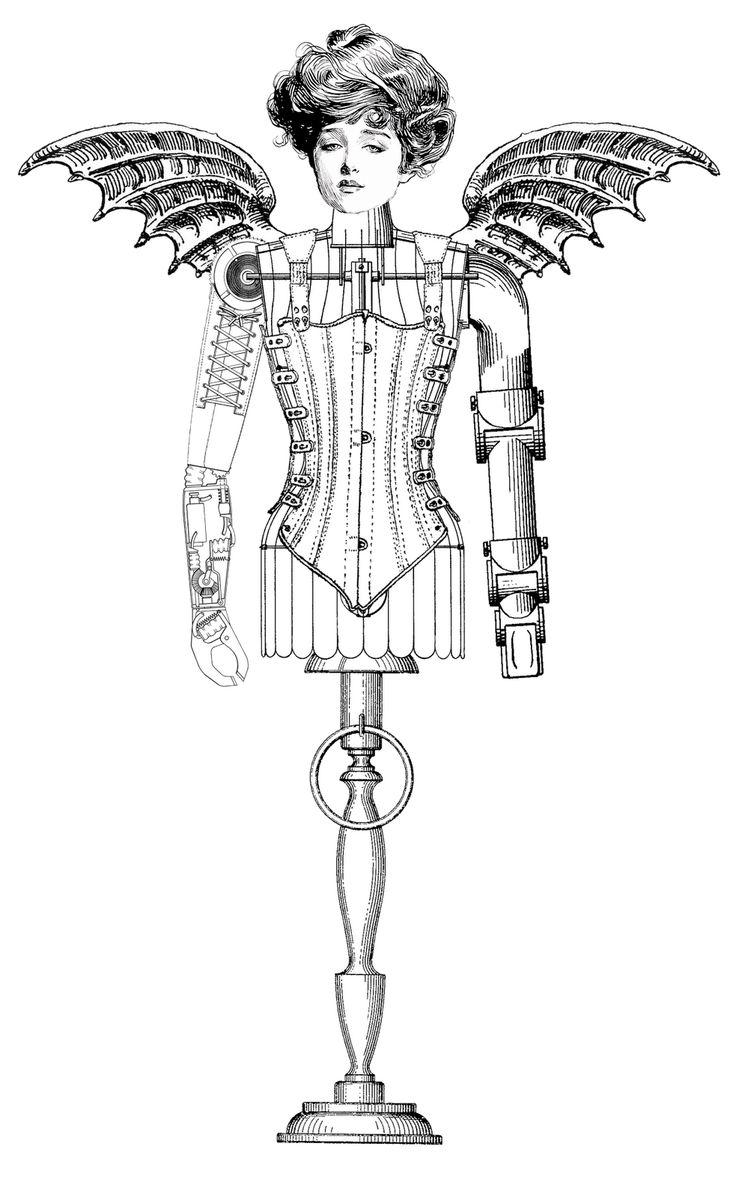 The Sum Of All Crafts: Build Your Own Steampunk Character (Day 9) The Sum Of…