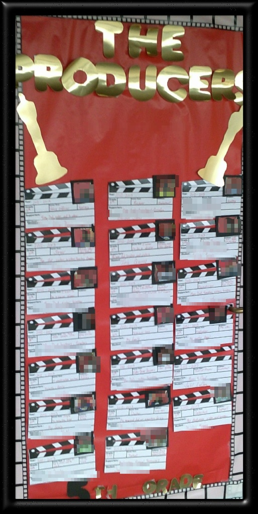 Best 25 Hollywood Bulletin Boards Ideas On Pinterest