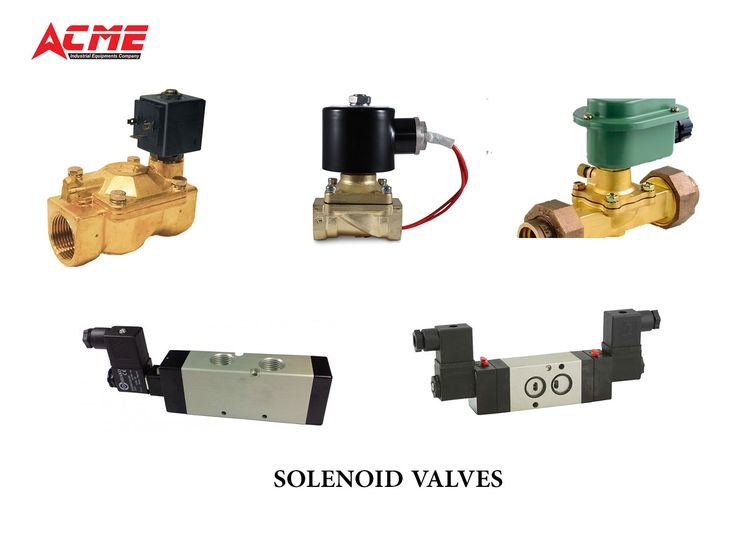 ACME Industrial Equipment's Company is a reputed manufacturer of solenoid valves  Our Product Details: Design                 :    Normally closed / Normally open Body                   :    Brass, CF8,CF8M https://goo.gl/GFPwfu  91 9908082672, Mail id : acme.salesdept@gmail.com #solenoid