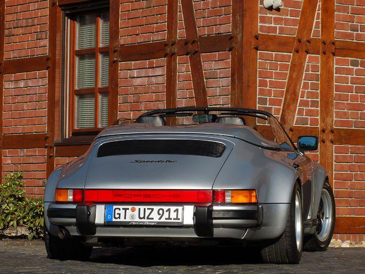 1989 911 Carrera Speedster 3.2 please jb