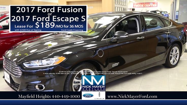 Buy a New Ford Escape for Shaker Heights OH and All of Northeast Ohio at...
