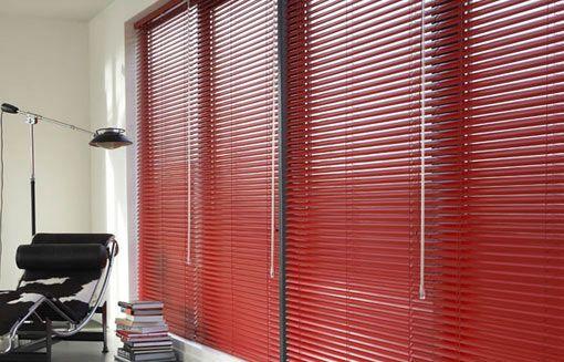 Venecianas de aluminio cortinadecor de 16mm.